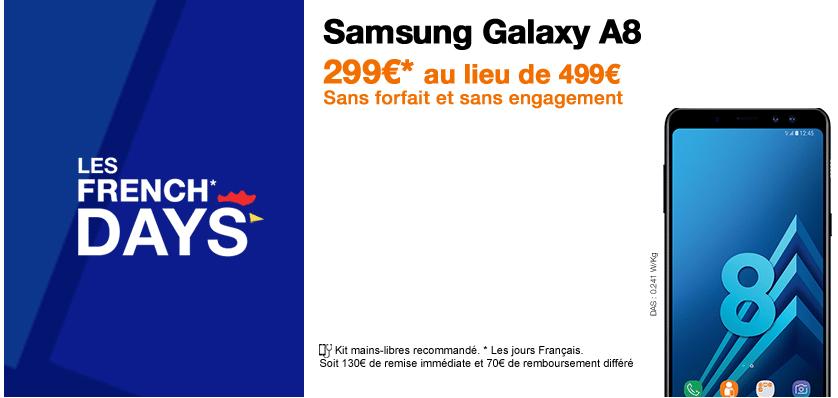 samsung galaxy a8 en promo