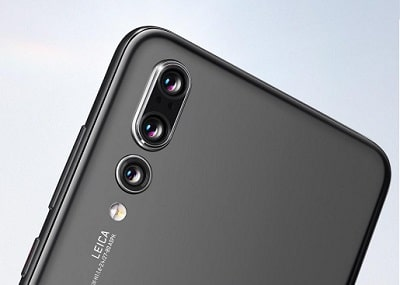 appareil photo du huawei p20 pro