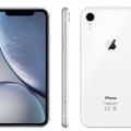 iphone xr avec forfait sfr