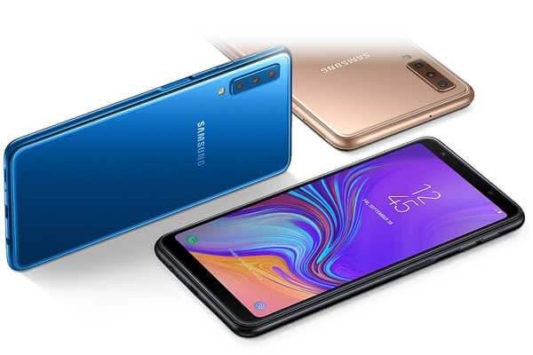 db088ae8210597 Samsung galaxy A7 2018   Où l achetez moins cher     1Abonnement