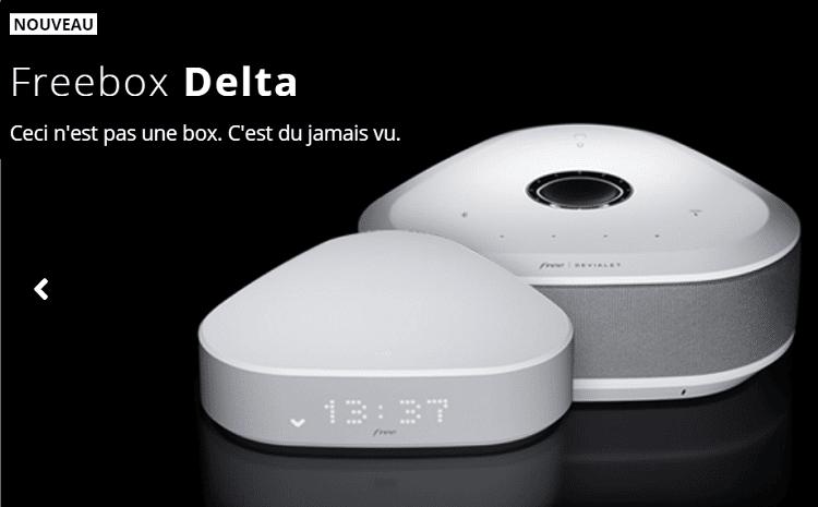 freebox delta sur la boutique en ligne