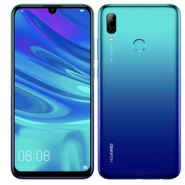 huawei p smart déjà disponible