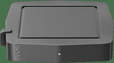 box internet bouygues : décodeur 4k