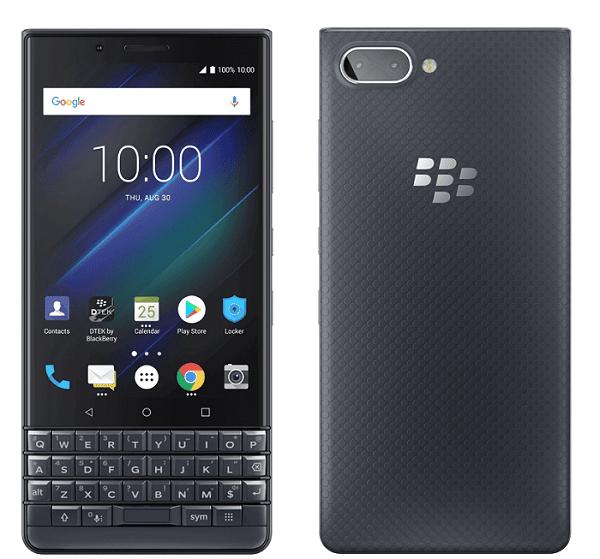 blackberry key2 LE avec forfait