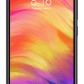 photo du xiaomi redmi note 7 de face