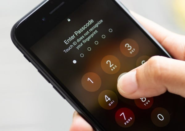 comment changer code pin sur smartphone ?