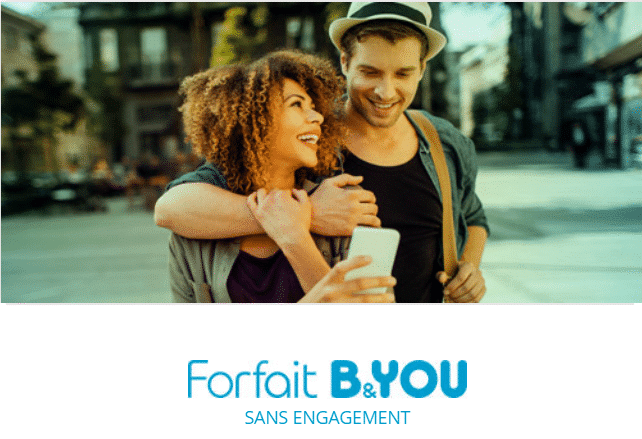 avis forfait b and you en promo
