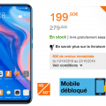 huawei p smart z en promo chez orange