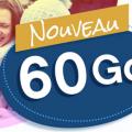 forfait low cost coriolis 60 Go sans engagement à 9.99€ / mois