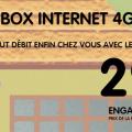 box nrj mobile 4G en promo à 29.99 euros par mois