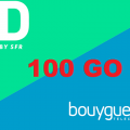 forfait b&you 100 Go à 14.99 € / mois VS forfait red by sfr 100 Go