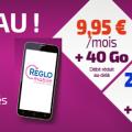 forfait reglo mobile en promo