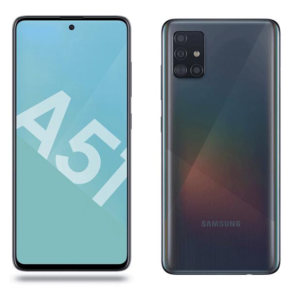 samsung galaxy a51 avec forfait