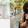forfait sans engagement free 60 Go à 9.99 €