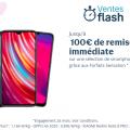vente flash bouygues telecom pour économiser 100€