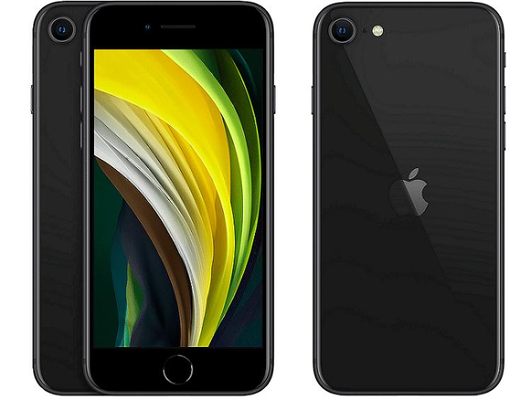 iphone SE noir avec forfait
