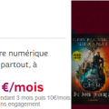 abonnement youboox one à 1 euro chez sfr