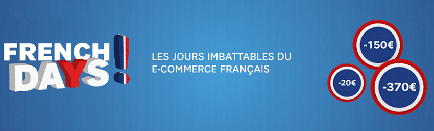french days sfr : smartphones samsung en promo