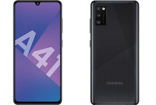 Samsung galaxy A41 avec forfait
