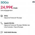 forfait 50 go sosh mobile