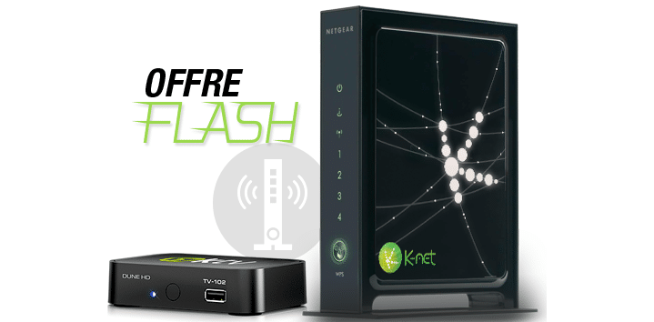 offre flash k net