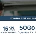 forfait sensation 50 go en promo dès 10.99 euros par mois