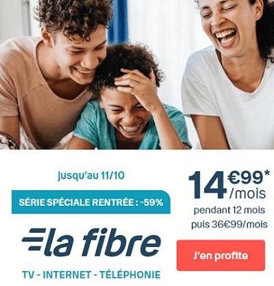 promotion bbox must à 14.99 € / mois