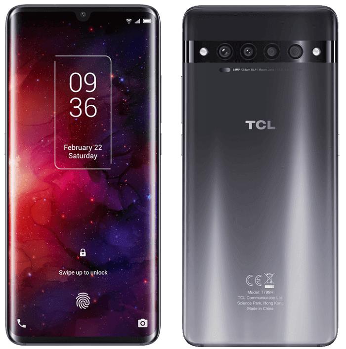 TCL 10 pro avec forfait sensation bouygues telecom