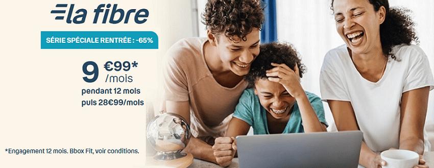 Box fit Bouygues telecom : Son prix en promo de 15.99 € / mois, découvrez les détails