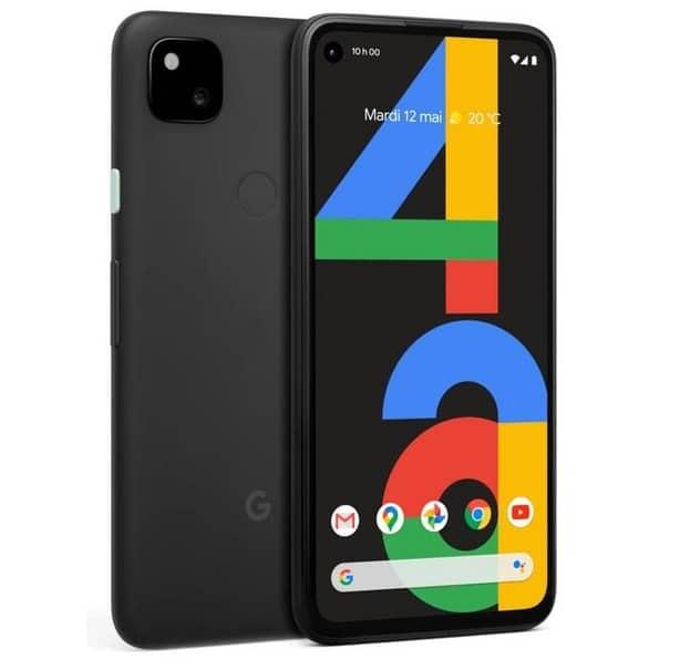 google pixel 4a avec forfait orange