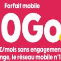 forfait sosh sans engagement 60 go à 13.99 euros