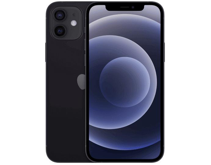 iphone 12 noir avec forfait sfr, bouygues et orange