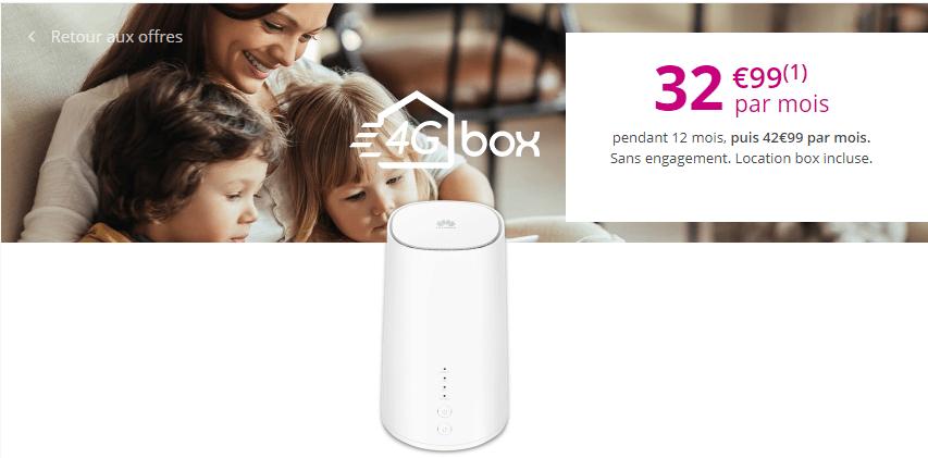 Avis box 4G Bouygues telecom, découvrez ses avantages et inconvénients