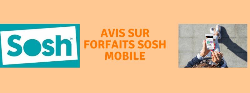 avis sosh mobile : que pensent les clients de l'opérateur ?