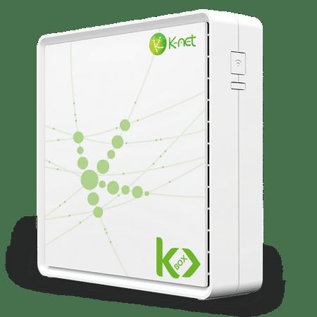 Knet fibre : Prix et caractéristiques des offres flash et pulse