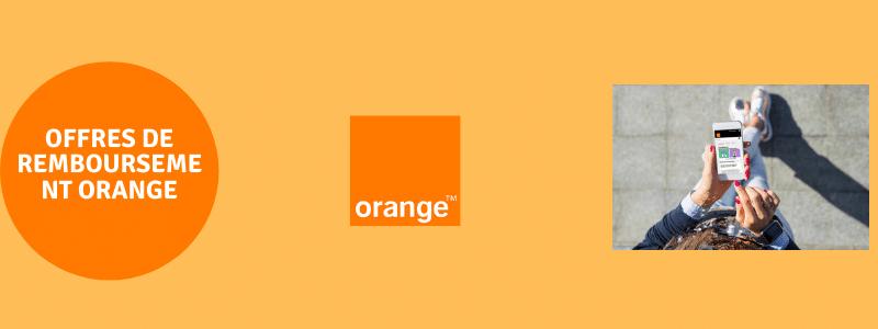 offre de remboursement orange sur smartphones
