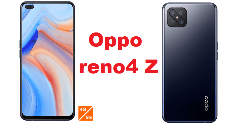 oppo reno 4 z avec forfaits sfr et bouygues telecom