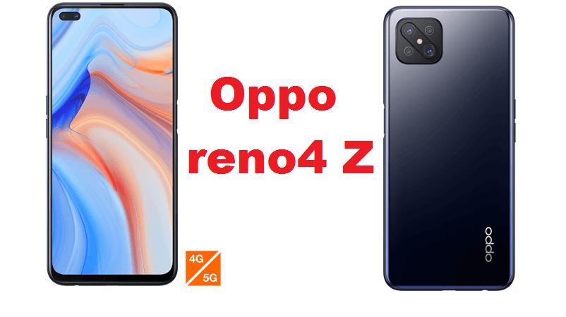 oppo reno4 z avec forfait orange