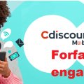 forfait mobile cdiscount en promotion