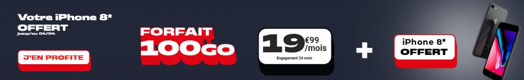 forfait nrj mobile 100 go avec iphone 8 gratuit