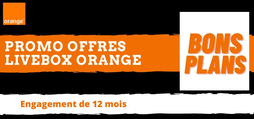 Promo orange internet : Prix et caractéristiques des offres ADSL et fibre disponibles