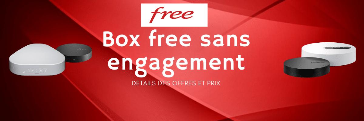 Box free sans engagement : des bons plans à saisir