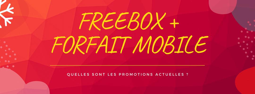 Offre free box et mobile : Quelle promotion choisir pour économiser ?