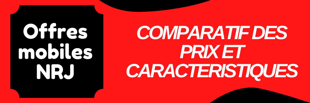 Offre NRJ mobile sans engagement : Quelle promotion choisir ? Tous les détails dans ce comparatif
